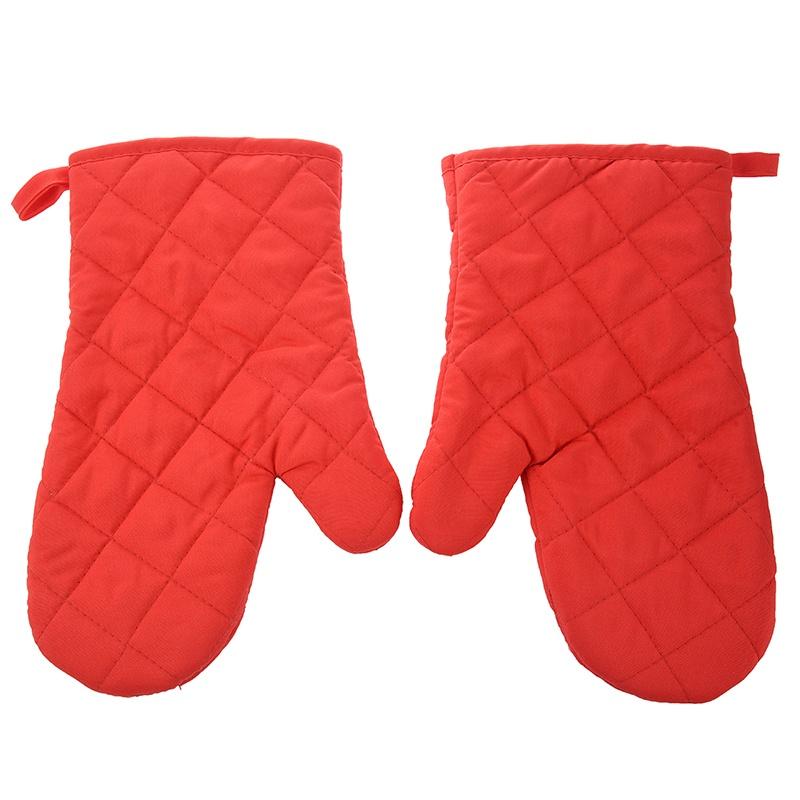 1-Paire-resistant-a-la-chaleur-en-Coton-gants-de-four-cuisine-cuisson-moufl-W1C6 miniature 16