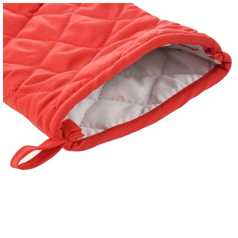 1-Paire-resistant-a-la-chaleur-en-Coton-gants-de-four-cuisine-cuisson-moufl-W1C6 miniature 18