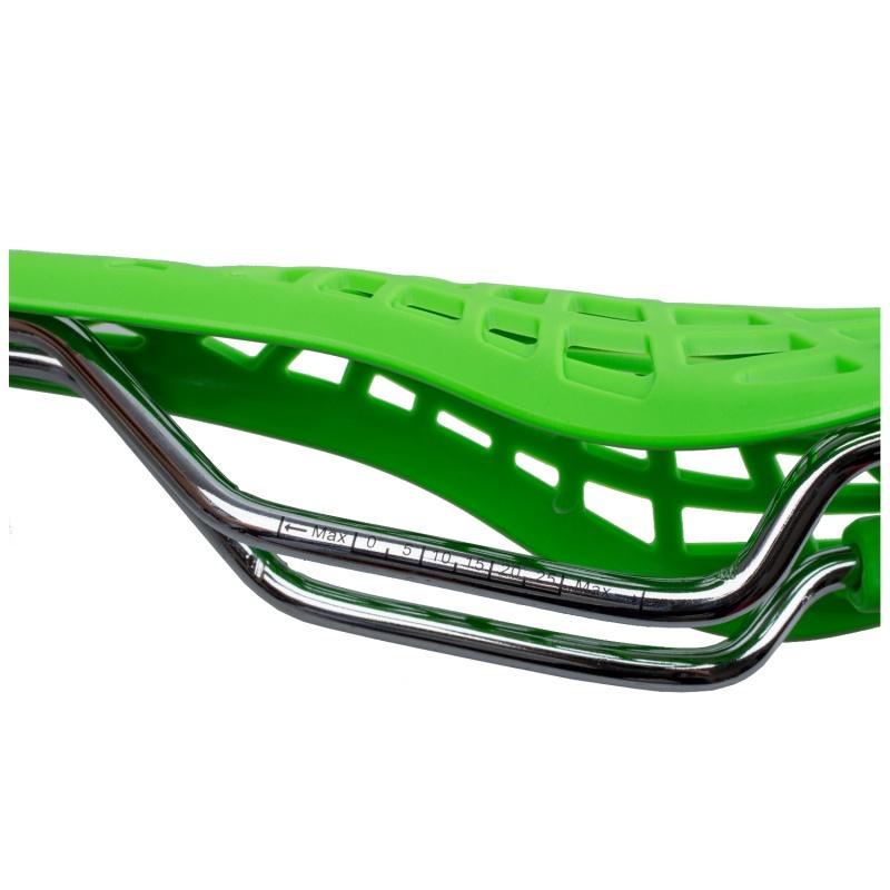 VERTU-Extremement-confortable-Respirant-VTT-selle-de-bicyclette-touring-sel-W7V9 miniatura 15