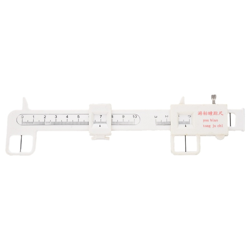 5X-New-Optical-Vernier-PD-Ruler-Pupil-Distance-Meter-Eye-Ophthalmic-Tool-A7Q8-9O