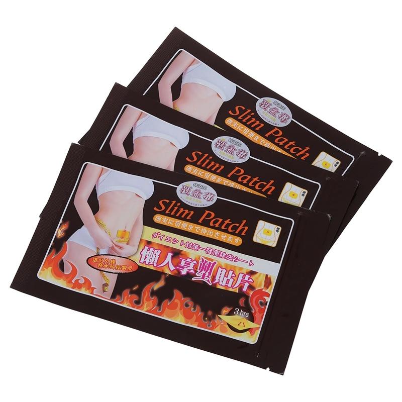 30PCS-maigrir-sticker-de-Nombril-Piece-pour-Perdre-le-poids-piece-pour-bruler-RY miniature 2