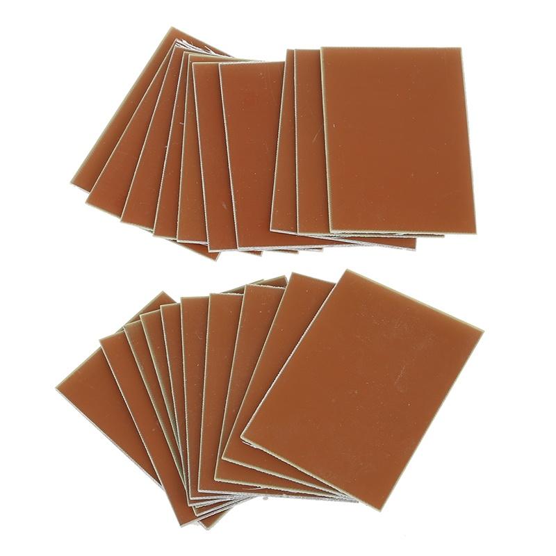 10pcs-FR4-Stratifie-platine-cuivre-de-cote-unique-recouvert-de-fibre-de-PCB-W-u1