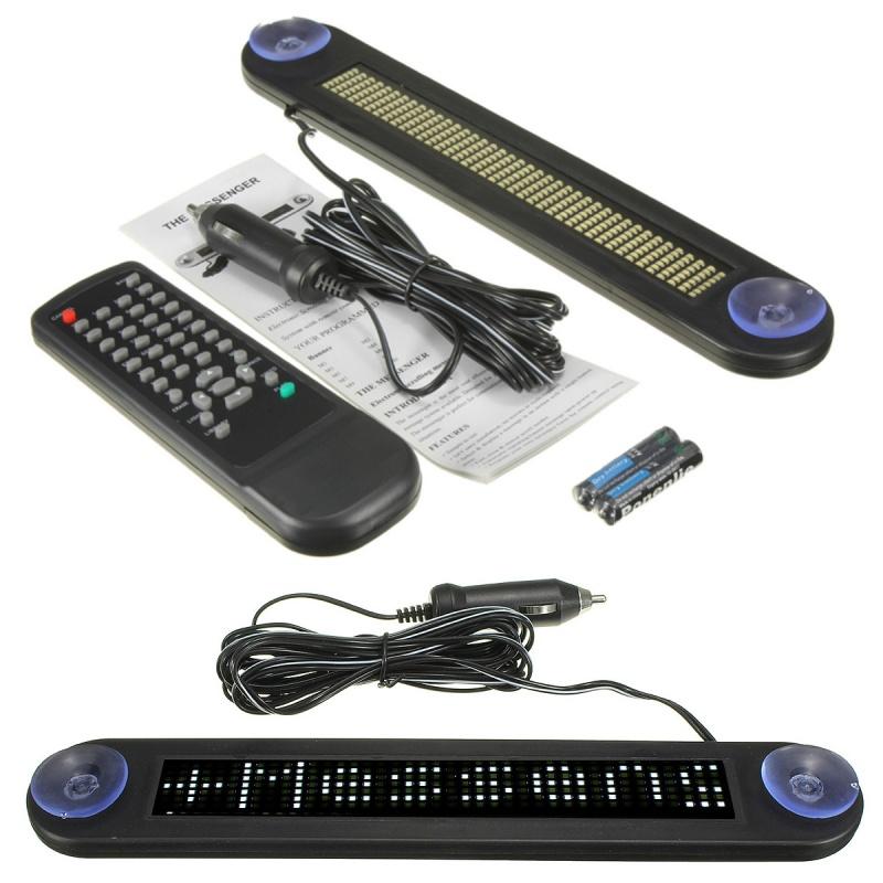 12V-LED-programable-muestra-del-mensaje-de-movimiento-en-sentido-vertical-tarjet miniatura 13