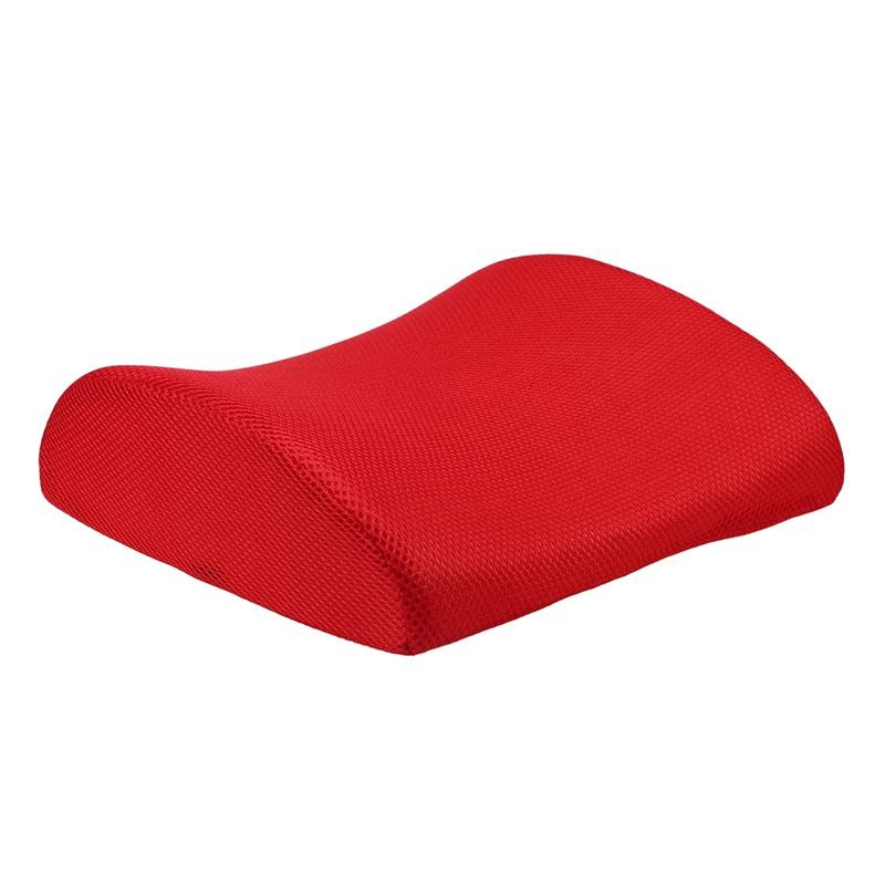 2X-Almohadilla-de-lumbar-de-amortiguador-de-espuma-de-memoria-silla-del-asie-X4 miniatura 8