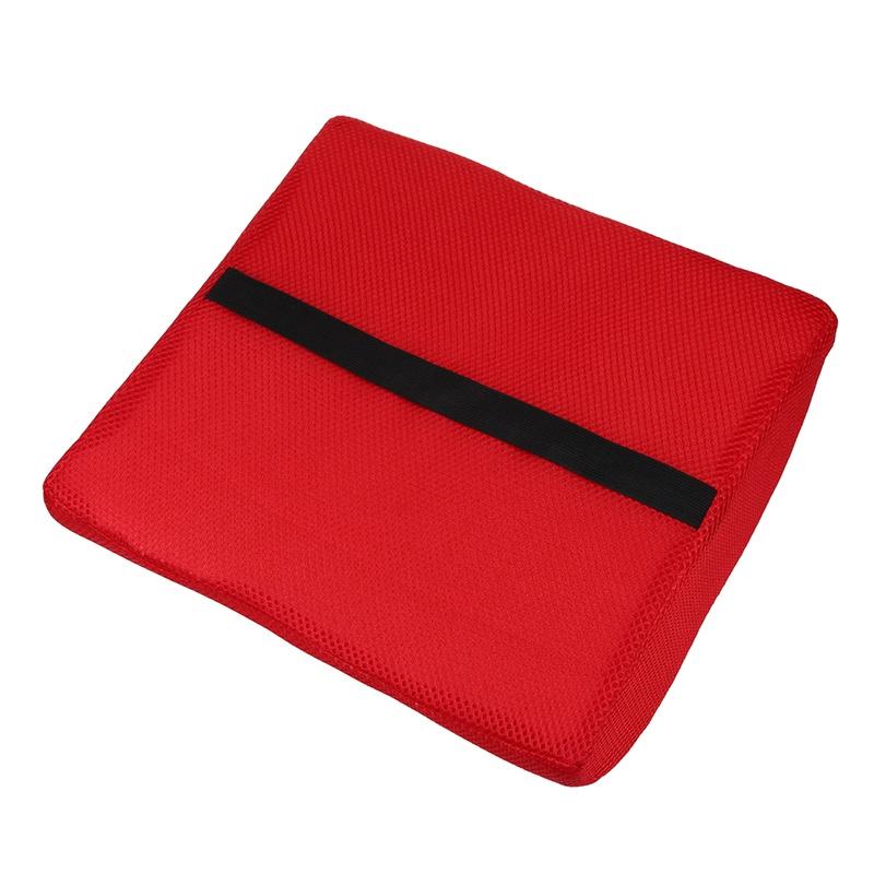 2X-Almohadilla-de-lumbar-de-amortiguador-de-espuma-de-memoria-silla-del-asie-X4 miniatura 9