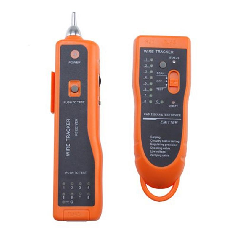 Nuevo-Cable-alambre-Rastreador-probador-trazador-de-toner-red-del-telefono-Na8K5