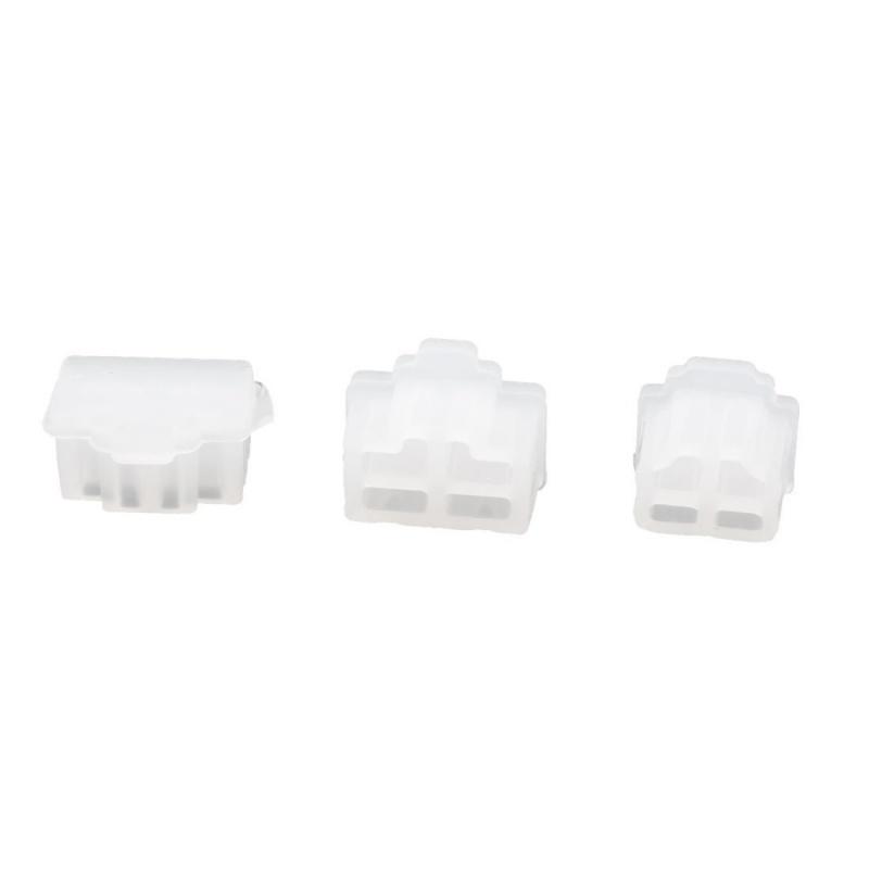 Clear-Ethernet-port-RJ-45-Dustproof-cap-Protection-stopper-10-Connector-plu-V5S8
