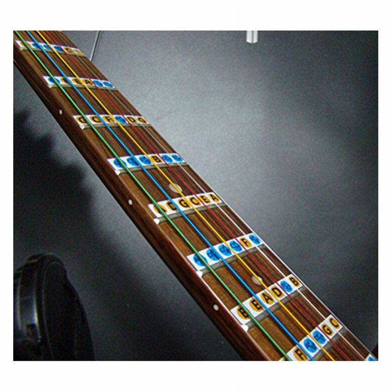 2X-sticker-pour-le-Fretboard-de-la-guitare-sticker-pour-la-touche-pour-la-pr-E6 miniature 5