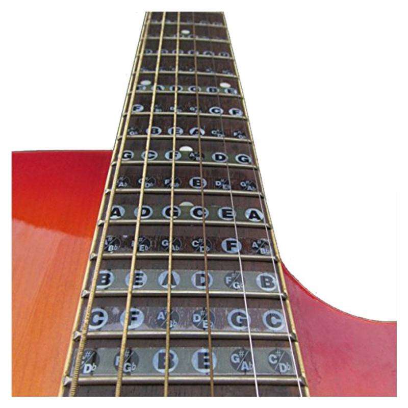 2X-sticker-pour-le-Fretboard-de-la-guitare-sticker-pour-la-touche-pour-la-pr-E6 miniature 10