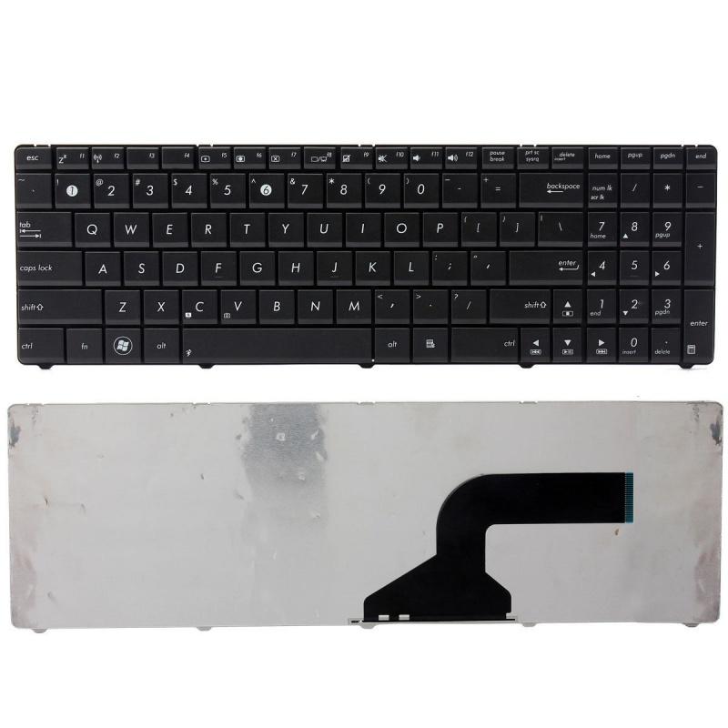 2X-Schwarze-Laptop-Tastatur-Ersatz-fuer-Asus-X55A-X55-X55C-X55U-X55VD-X55X-H2X8 Indexbild 2