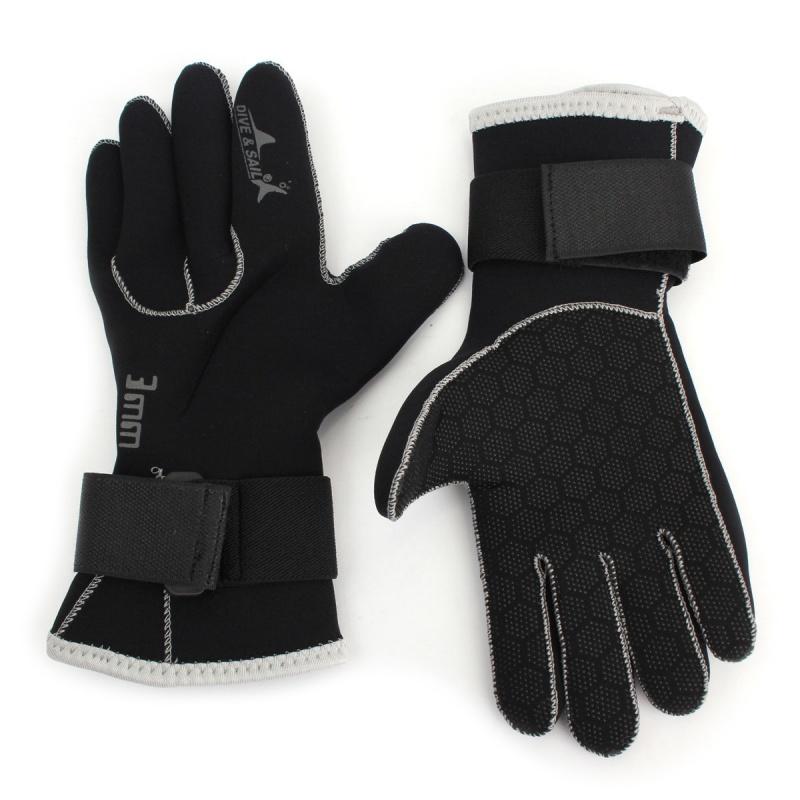 6X(Dive&Sail 3mm Neopren Tauchen Surfen Wassersport Handschuhe S S S U1C9) N5 f32fbe