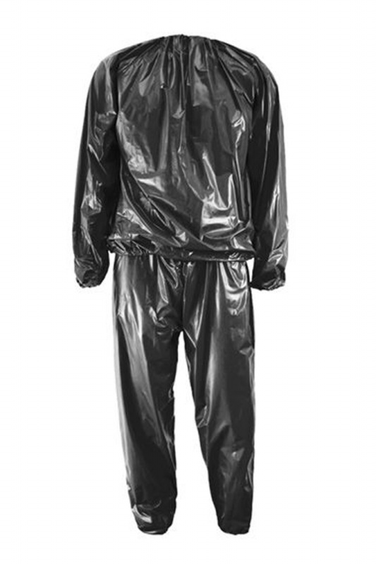 Image Is Loading Heavy Duty Fitness Weight Loss Sweat Sauna Suit