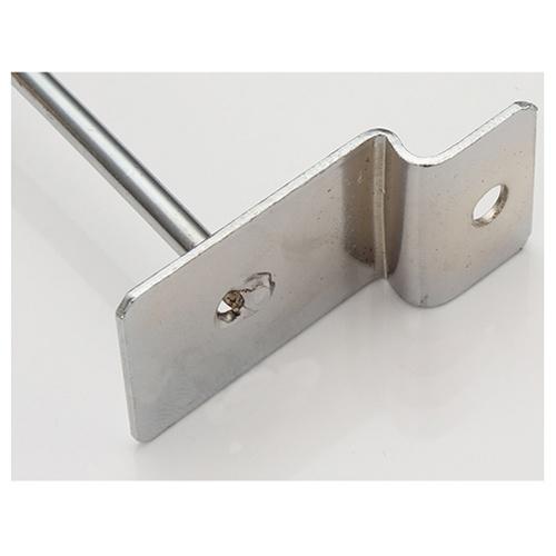 25-x-Anzuelos-individuales-de-tableros-de-clavijas-de-suspension-de-tienda-U1P5 miniatura 4