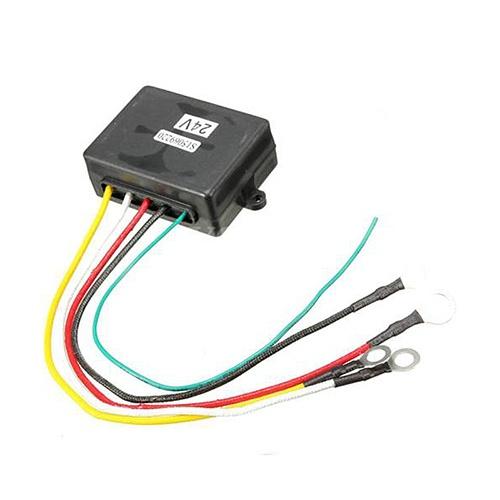 Recuperation-sans-fil-treuil-double-telecommande-ATV-camion-24V-24-volts-G3Z4