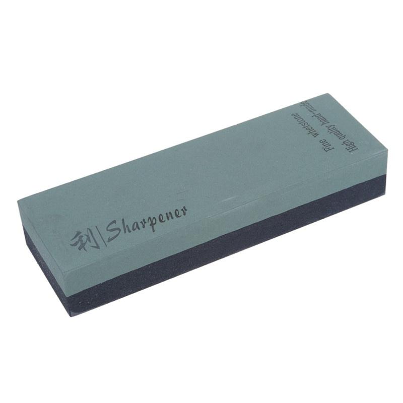 7X (double pierre à aiguiser double face Grit Sharpener Sharpening Eau Wet Stone 240 T8