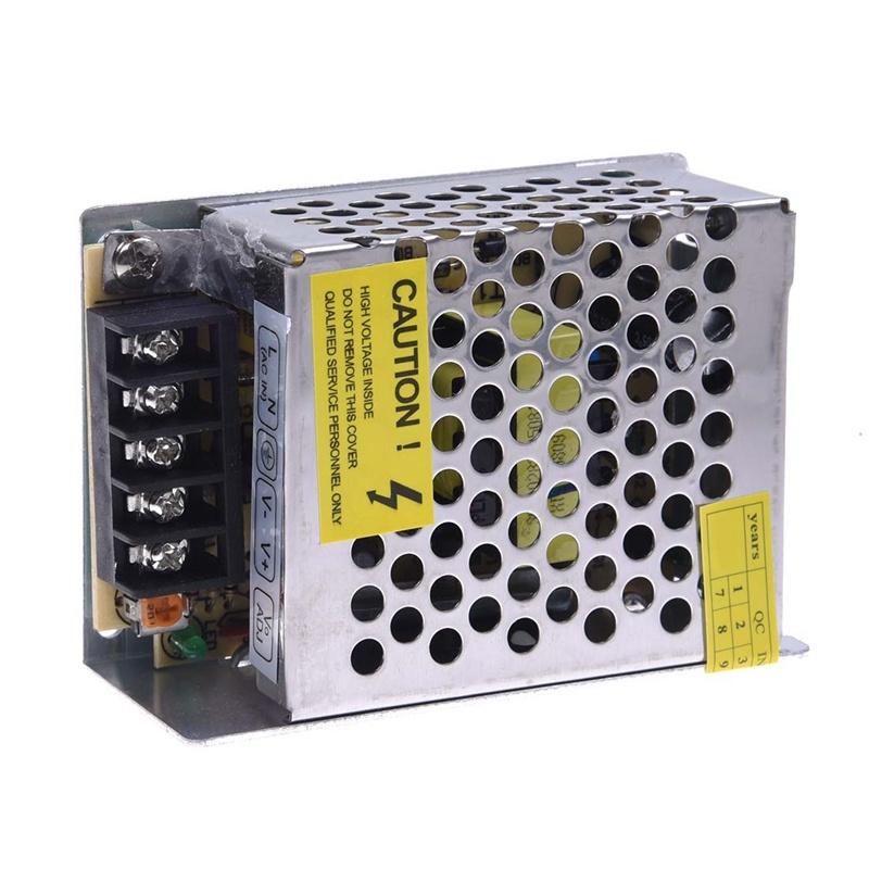 AC 220V DC 20W 5V 4A Adapter Vermittlungs-Stromversorgung Treiber fuer LED C8D4