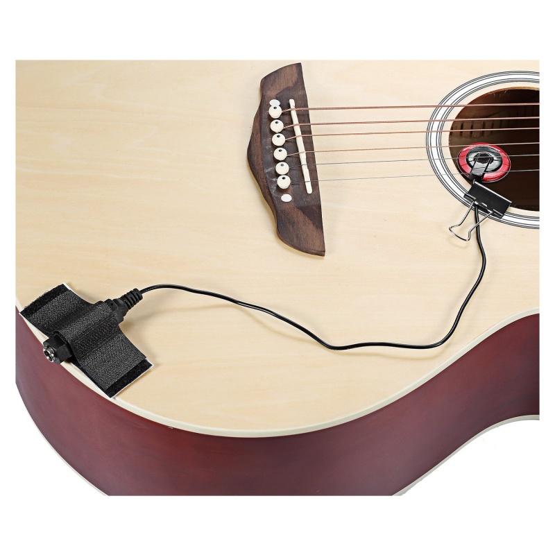 Fonocaptor-de-Microfono-de-contacto-de-piezo-para-Guitarra-Violin-Banjo-OUD-U-ST