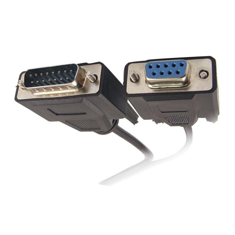 2-4M-IC690ACC901-RS232-RS422-Adaptador-PLC-Cable-de-programacion-para-GE-90-M3L3