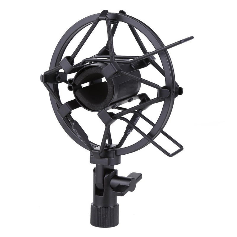 miniphone-Shock-Mount-25MM-For-23MM-27MM-Diameter-Condenser-Mic-Black-W4L8