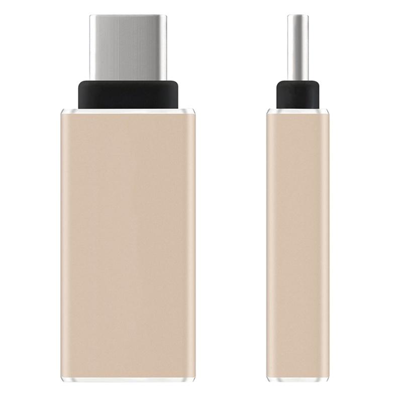 USB-C-Type-C-Type-C-USB-3-1-A-USB-3-0-Type-A-Male-to-Female-Converter-Adapt-F4E3 miniatura 8