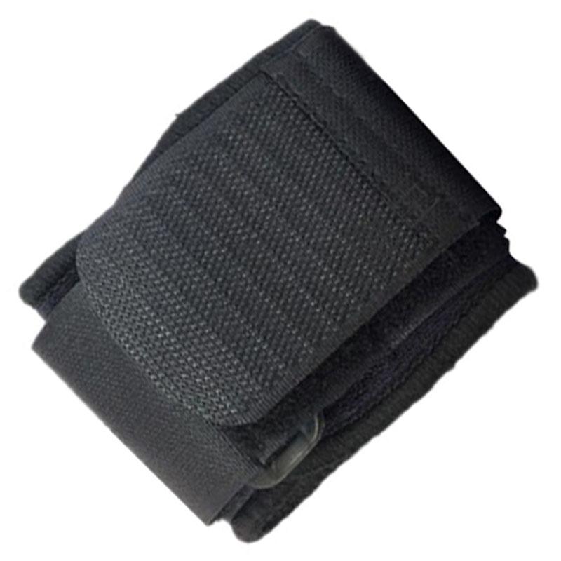 Adult-Black-Neoprene-Wrap-Compression-Wrist-Brace-Support-L3D3