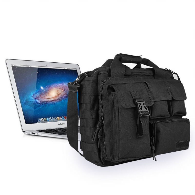 Pro-Multifunction-Mens-Military-Outdoor-Nylon-Shoulder-Messenger-Bag-HandJ7L4 thumbnail 14