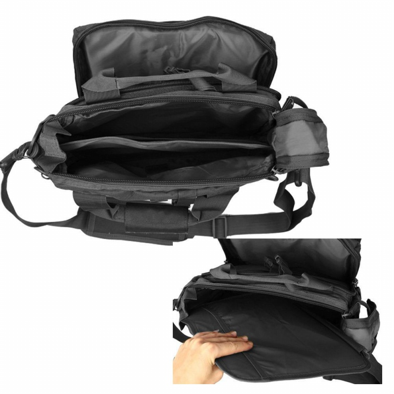 Pro-Multifunction-Mens-Military-Outdoor-Nylon-Shoulder-Messenger-Bag-HandJ7L4 thumbnail 15