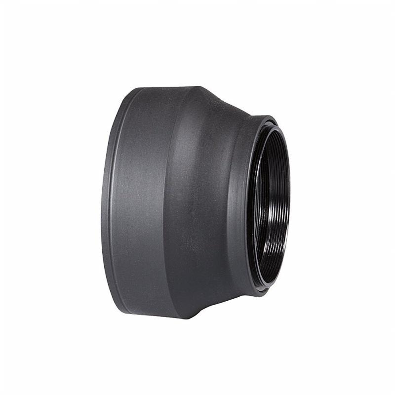 Sony Pentax 52MM 3-IN-1 Gegenlichtblende Gummi Objektiv fuer  EOS; Nikon X8V5