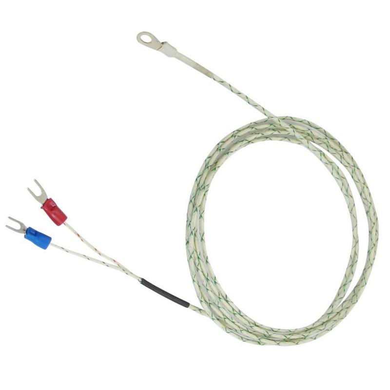 9mm-x-5mm-Sonde-de-sonde-K-Type-Thermocouple-Sonde-de-temperature-2M-6-6Ft-H4N8