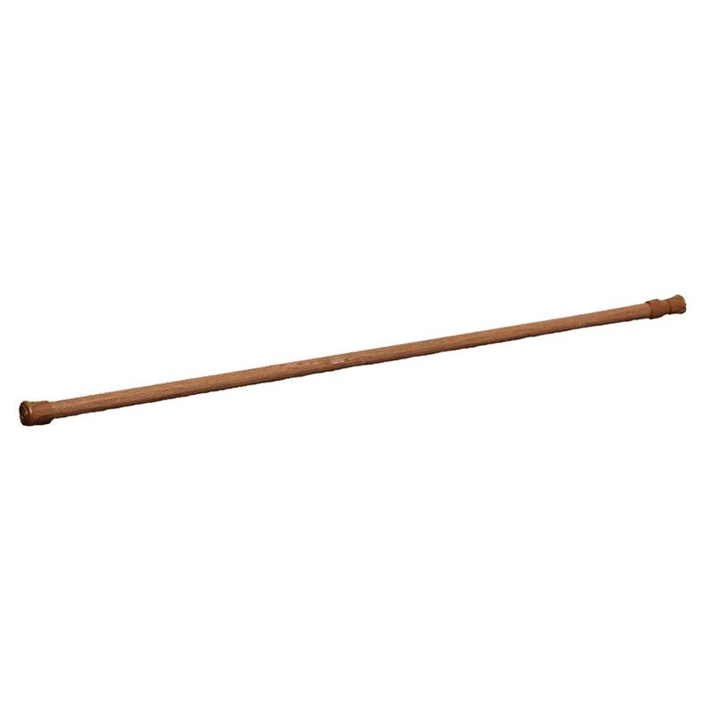 Loaded-Extendable-Telescopic-Net-Voile-Tension-Curtain-Rail-Pole-Rod-Rods-P9U7 thumbnail 16