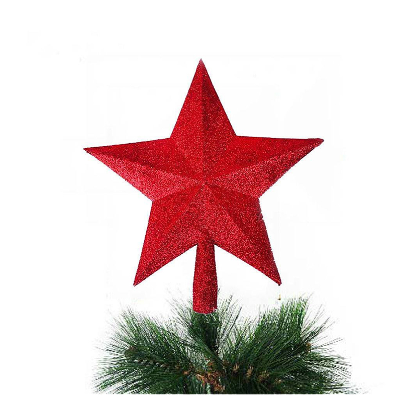 suitable for christbaumschmuck make your christmas tree more beautiful and lively suitable for party house office hotel ktv decorations - Christmas Star Decorations