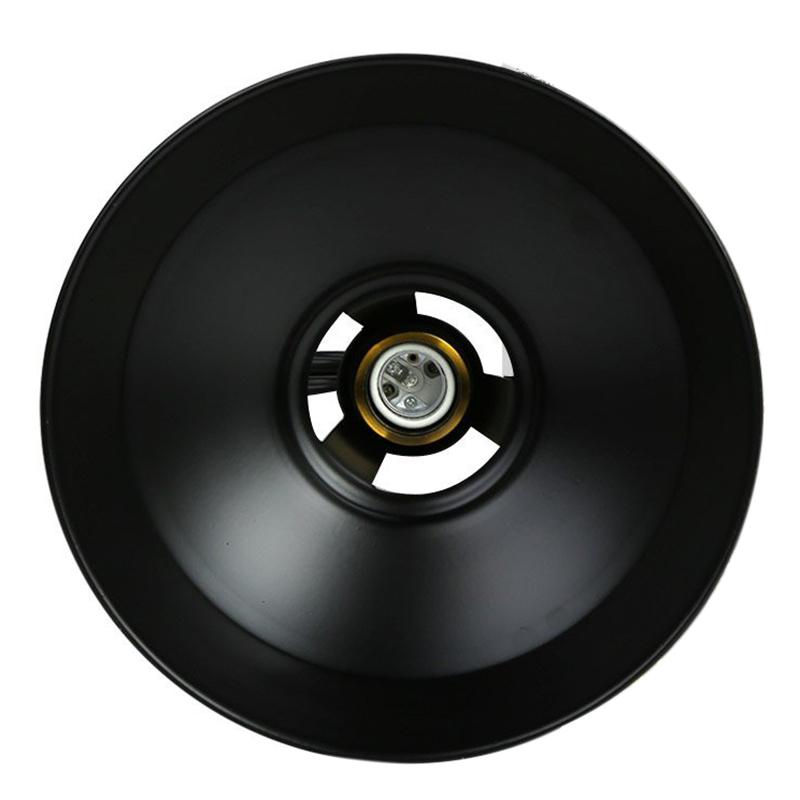 Retro Industrie Kronleuchter Simplicity Metall Pendelleuchte E27 Deckenleuc C6M7