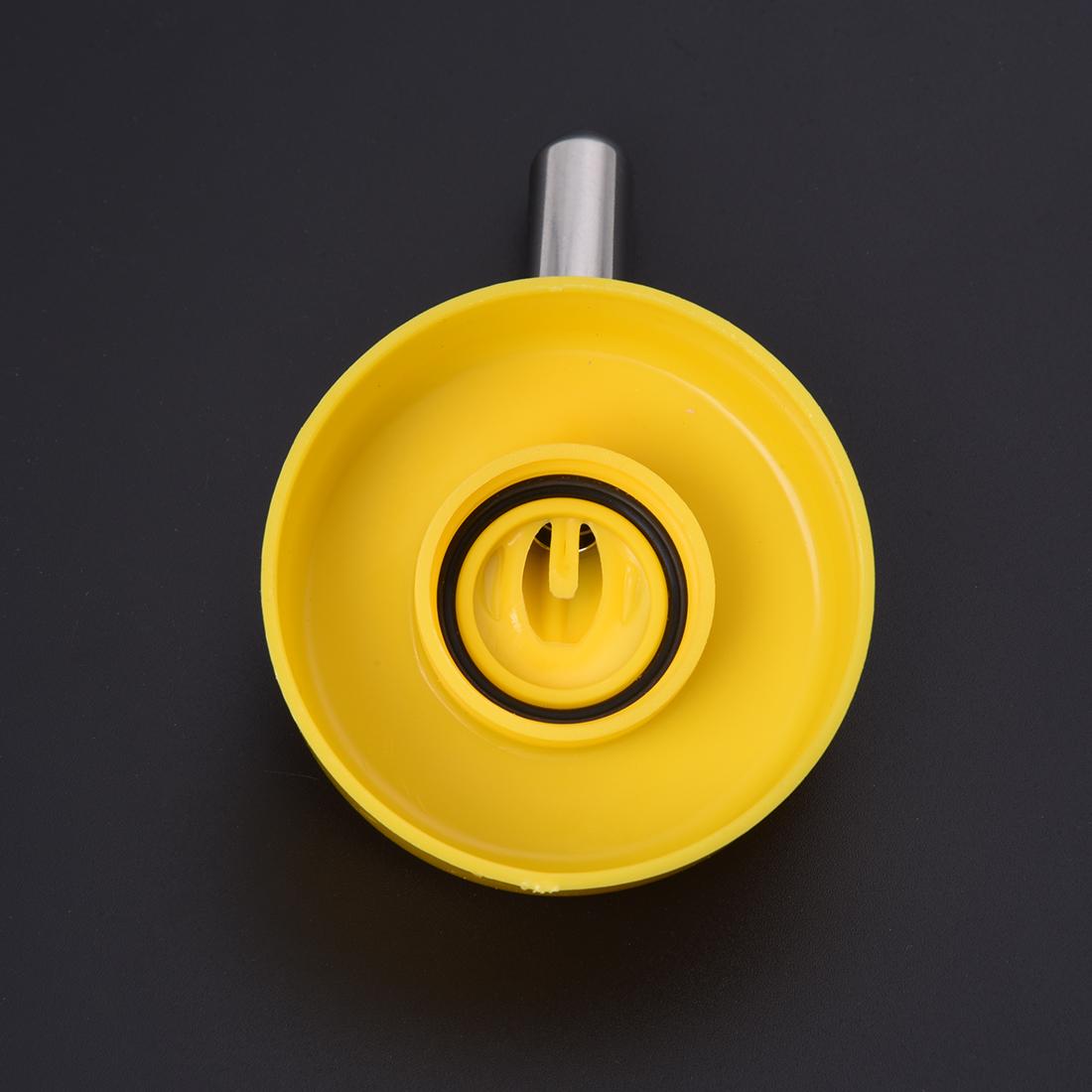 kleines haustier hund welpen hamster kaefig wasserflasche gelb w7z6 x8j9 ebay. Black Bedroom Furniture Sets. Home Design Ideas