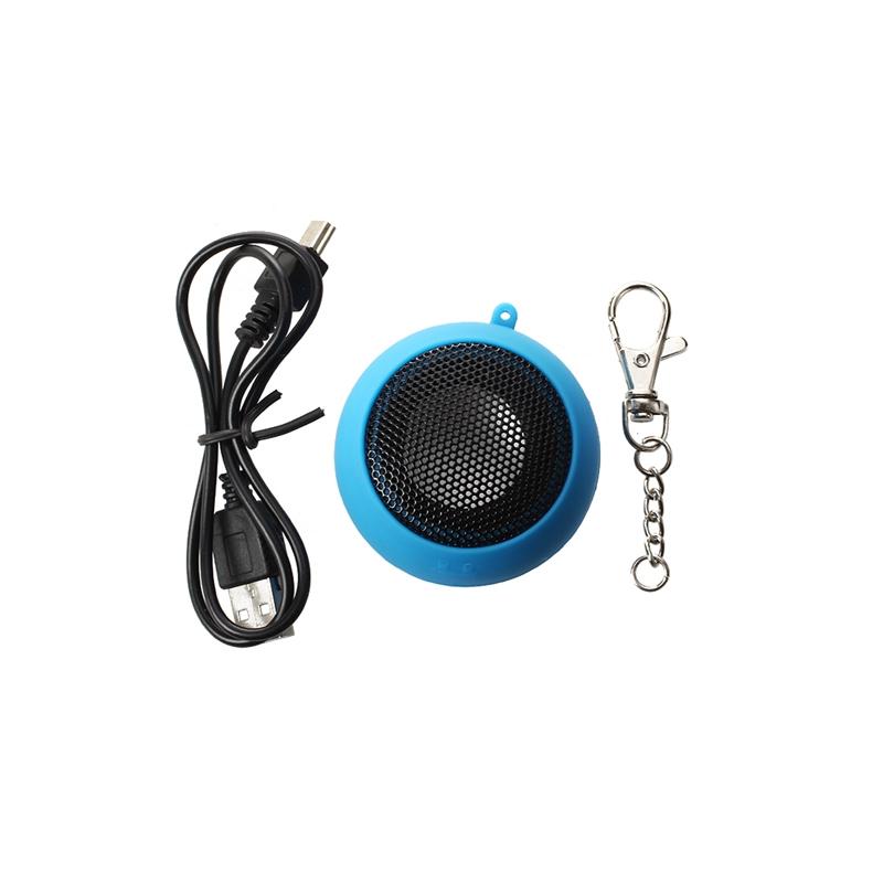 10xRound Mini Portable Speakers Speaker Audio Speakers