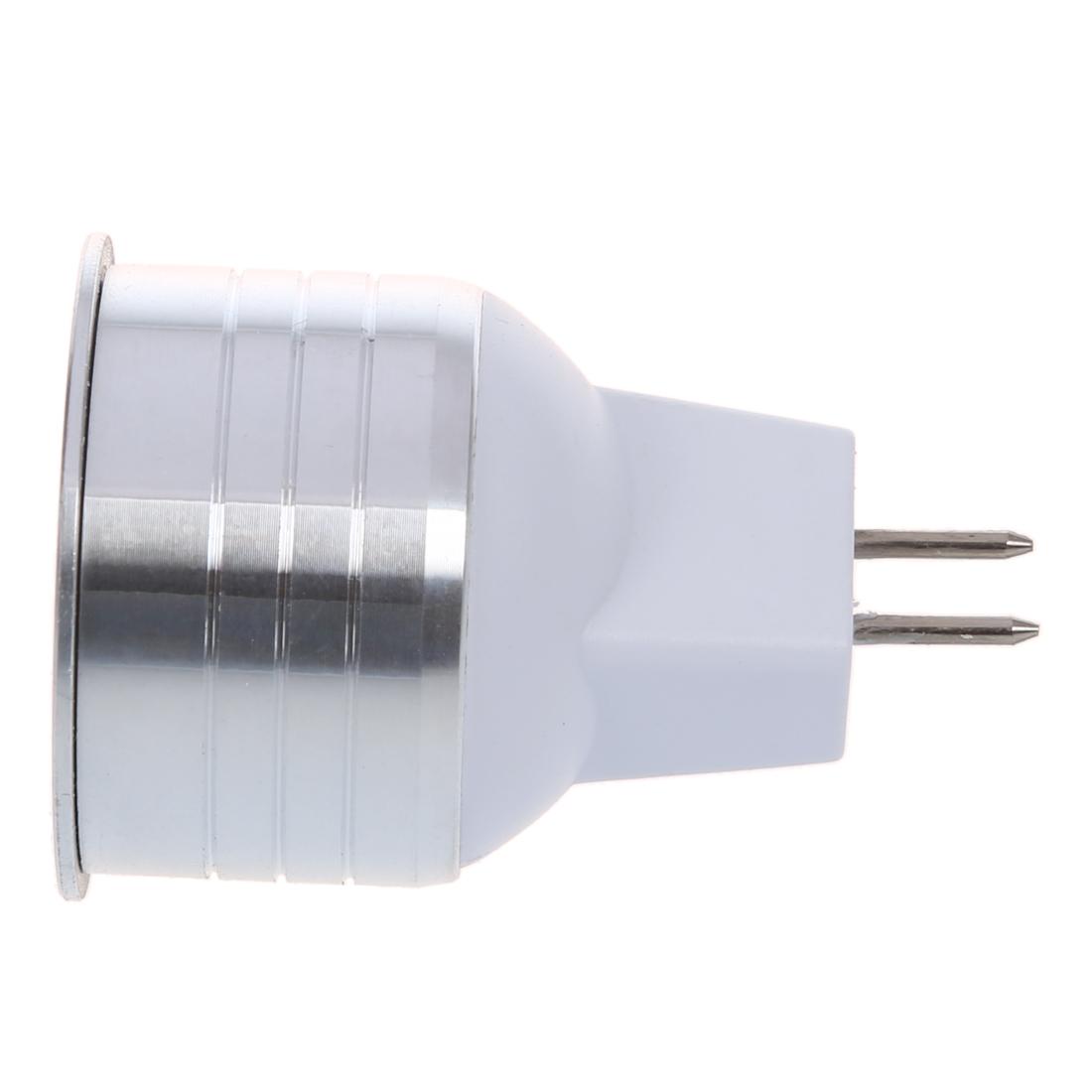 mr11 gu4 3w high power led spotlight bulb light warm white 12v p4l1 ebay. Black Bedroom Furniture Sets. Home Design Ideas