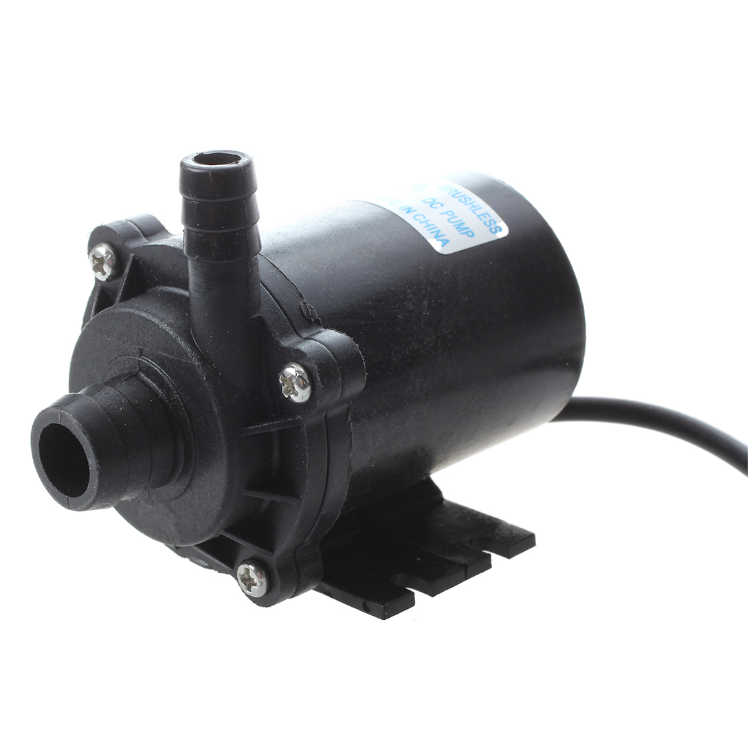 Submersible water pump for fountain pond brushless 24v for Submersible pond pumps