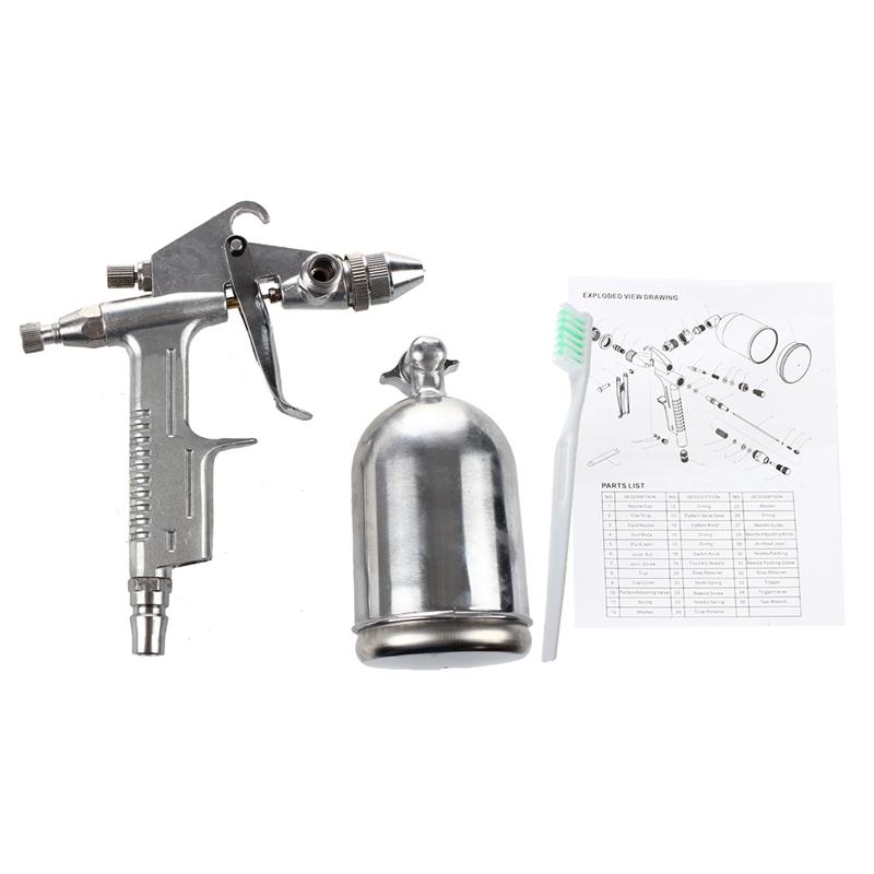 1x touch spray farbspritzpistole werkzeug maler r5t6 ebay. Black Bedroom Furniture Sets. Home Design Ideas