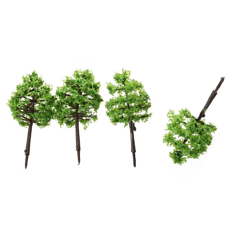 25  Oo Pflanzen O Skala Model Pflanzen Oo Plastik Baeume Baum Tree Y7Z6 5c4e2b
