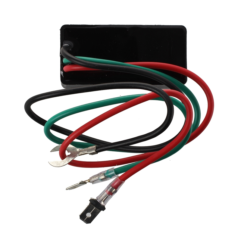 Rel/è Relais Universale 3 Pin per Moto Indicatore di Direzione DC 12V