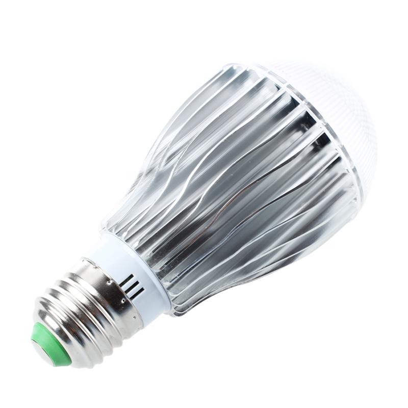 E27 9W RGB Bunte LED Birne Farbwechsel Lampe Licht 230V mit ...