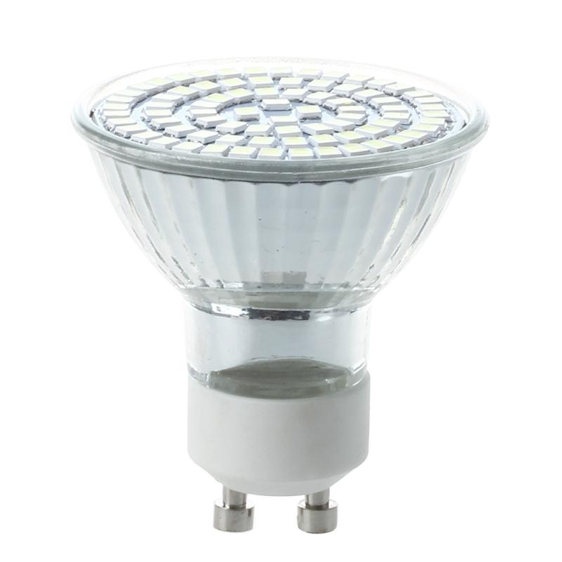 5X-1-Stk-GU10-80-3528-SMD-LED-Lampe-Spot-Strahler-Power-Licht-Leuchtmittel-S3N6
