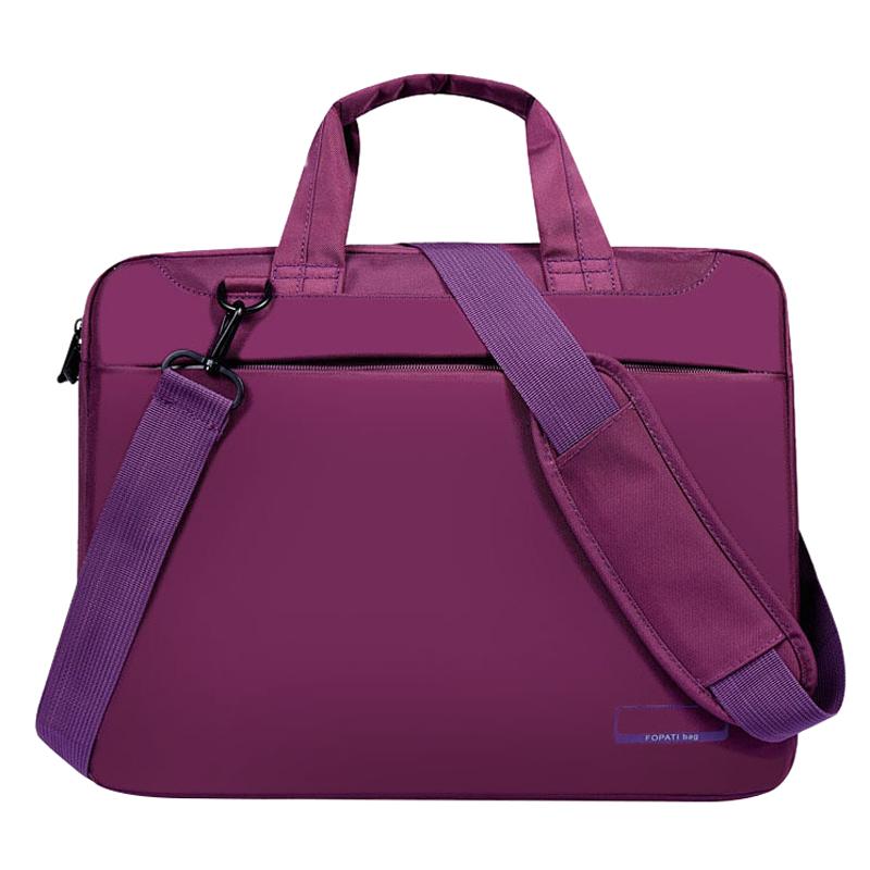 Image Is Loading Laptop Bag Case 17 Inch Nylon Airbag Shoulder