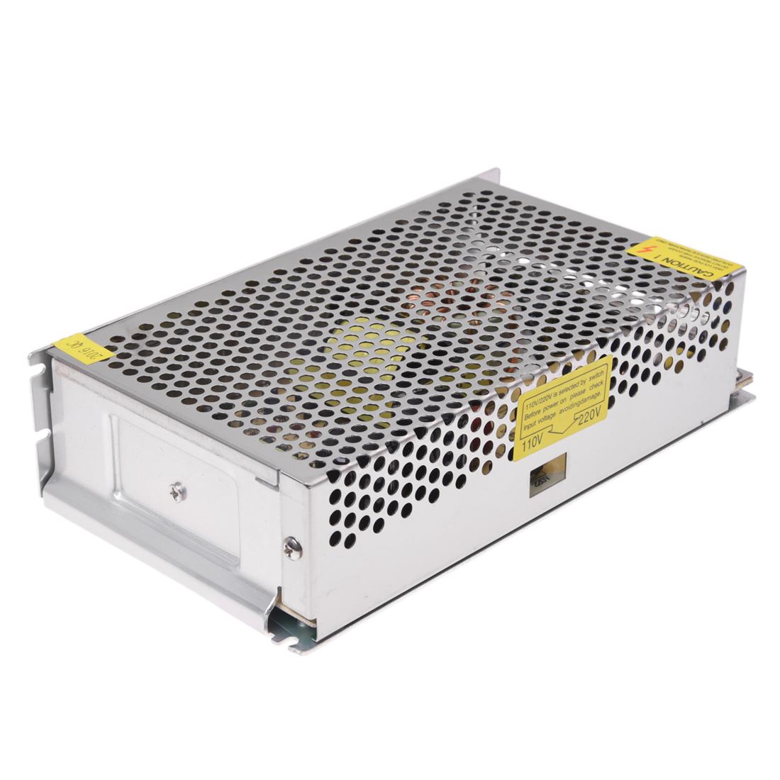 electronic transformer led transformer 300w 25a 220v ac to 12v dc wd ebay. Black Bedroom Furniture Sets. Home Design Ideas