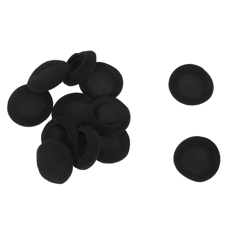 1x audio replacement foam earpads 6 pack for sennheiser px100 pmx100 p s4x6 ebay. Black Bedroom Furniture Sets. Home Design Ideas