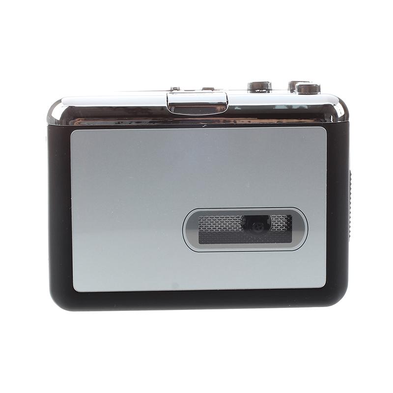 Mini USB Audio Cassette Tape Converter to MP3 CD Player PC WD