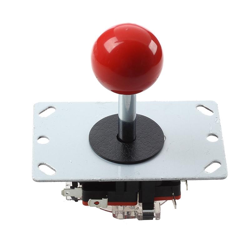 Pin Palla Rossa 8 Modalita Joystick Per Giochi Console Macchina Della Gall F8d7 Ebay