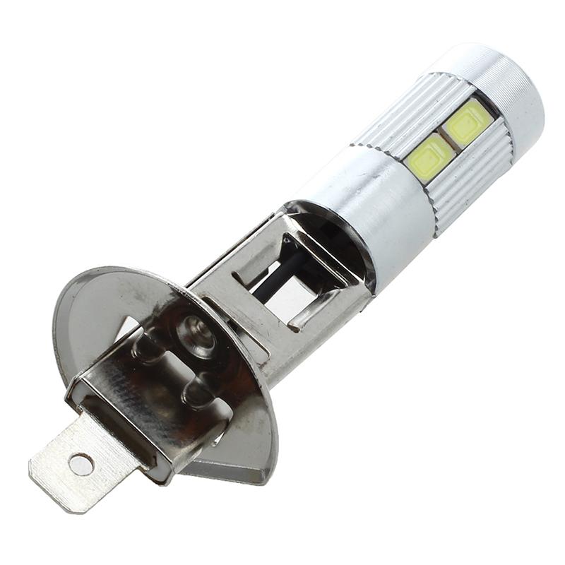 5x 2 pz 5w h1 5630 smd 10 led lampada della lampadina for Lampadina lunga led