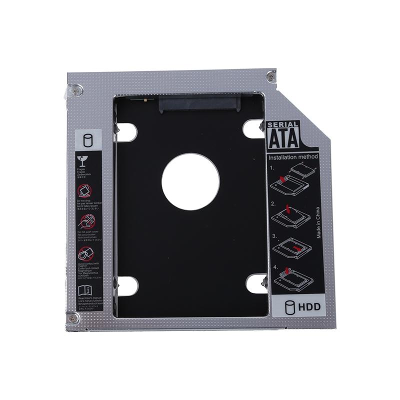 12-7mm-2-5-pulgada-Caddy-seno-de-disco-duro-HDD-SATA-para-Lenovo-Y430-Y450-V-ES