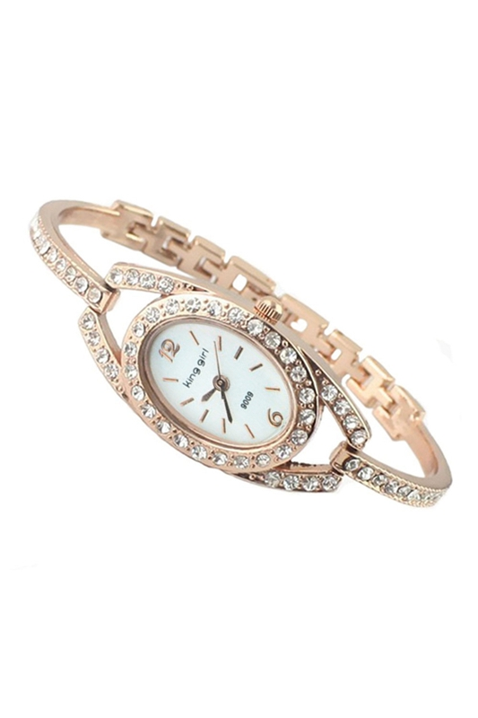 king-girl-Reloj-de-pulsera-de-aleacion-Diamante-de-imitacion-de-Minimalista-L3A3