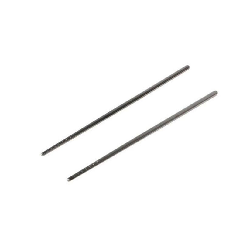 SODIAL-R-Filetage-elegant-antiderapant-conception-Acier-inoxydable-baguette-E4L8